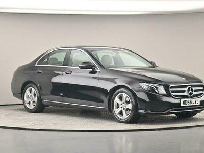 used Mercedes E220 E CLASSSE 4dr 9G-Tronic