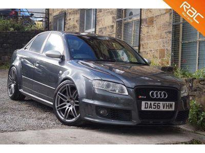used Audi RS4 4.2 quattro 4dr