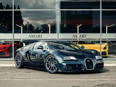 used Bugatti Veyron COUPE