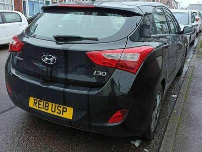 used Hyundai i30 1.6 CRDi Blue Drive SE DCT 5dr