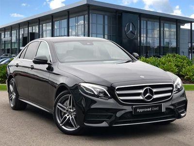 used Mercedes E400 E Class4Matic Amg Line Premium 4Dr 9G-Tronic 2.9