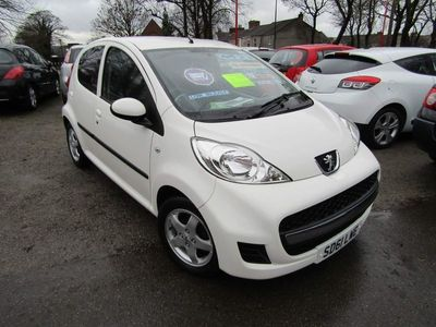 used Peugeot 107 1.0 12v Sportium Special Edition 5dr