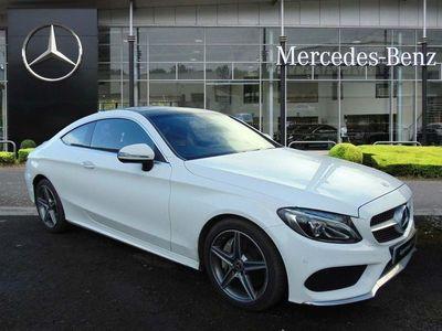used Mercedes C250 C-ClassAmg Line Premium 2Dr Auto