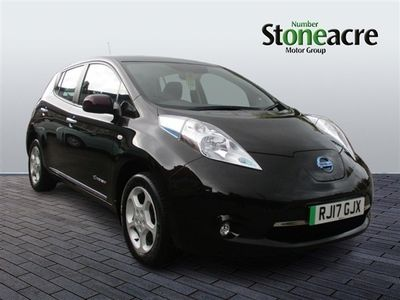 used Nissan Leaf 80kW Acenta 24kWh 5dr Auto