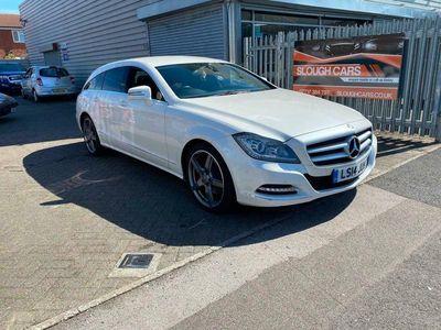 used Mercedes CLS350 CLSCDI BlueEFFICIENCY Tip Auto 5-Door
