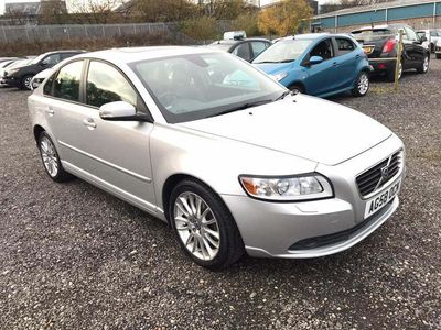 used Volvo S40 2.0 TD SE Lux 4dr