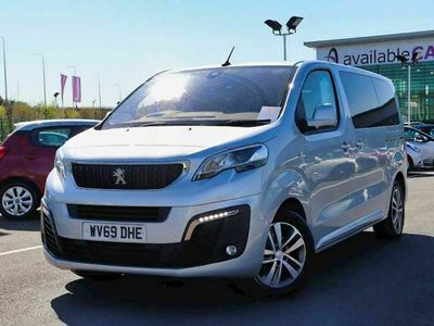 used Peugeot Traveller 2.0 BlueHDi 150 Allure Standard [8 Seat] 5dr