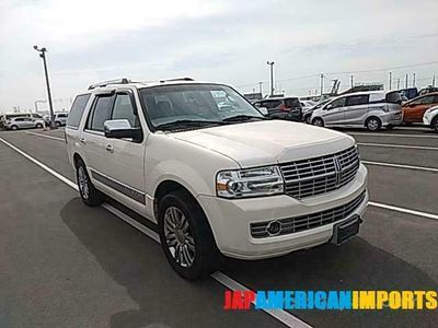 used Lincoln Navigator 5-Door DUE IN 18th SEPTEMBER, LEFT HAND DRIVE 8 SEATER