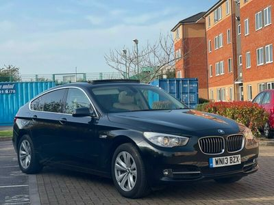 used BMW 520  5 Series d SE 5dr Step Auto [Business Media]