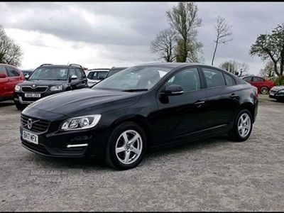 used Volvo S60 BUSINESS EDITION D2