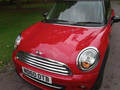 used Mini Cooper D 1.6TD(Chili) Hatchback 3d 1598cc