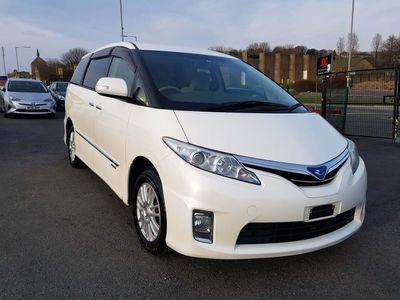 used Toyota Estima Hybrid 7 SEATS, CRUISE CONTROL, 4X4 5dr