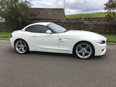 used BMW Z4 2.5 23i M Sport sDrive 2dr