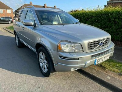 used Volvo XC90 2.4 D5 SE Lux Geartronic 4WD 5dr