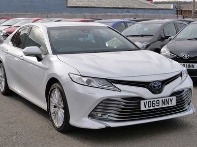 used Toyota Camry 2.5 Vvt-I Hybrid Excel 4Dr Cvt