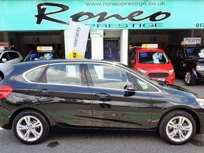 used BMW 220 2-Series Active Tourer d xDrive Luxury Sport Automatic (04/2018 on) 5d