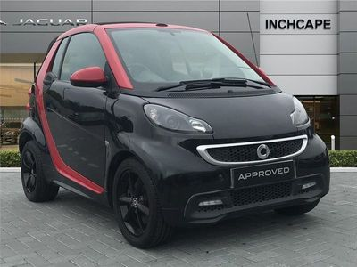 used Smart ForTwo Cabrio Grandstyle 2dr Softouch Auto 84