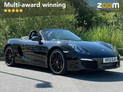 used Porsche Boxster S 3.4 PDK