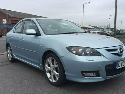 used Mazda 3 Saloon 2.0 Sport 4d (06)