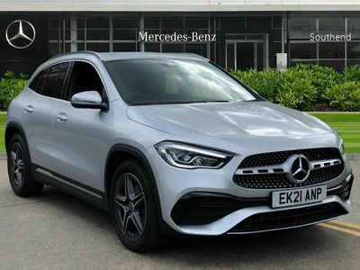 used Mercedes GLA200 D AMG LINE EXECUTIVE