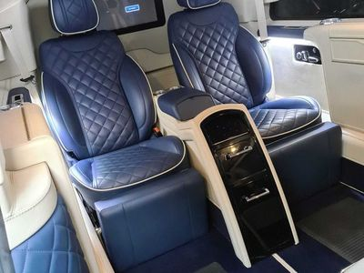 used Mercedes V250 V Class 2.2CDi BlueTEC SE G-Tronic+ XLWB EU6 (s/s) 5dr 8 Seat XLWB