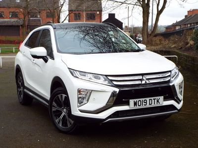 used Mitsubishi Eclipse Cross 2019 Stoke On Trent 1.5 4 5dr