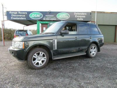 used Land Rover Range Rover Vogue 3.6 TDV8 HSE 4dr Auto New MOT - Warranty - 3.6 tdv8