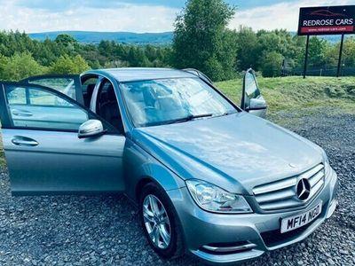 used Mercedes C220 C Class 2.1CDI EXECUTIVE SE 4d 168 BHP