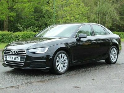 used Audi A4 2.0 TDI S Line 4 Door Automatic