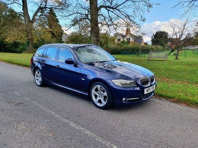 used BMW 318 3 Series 2.0 d Exclusive Touring 5dr