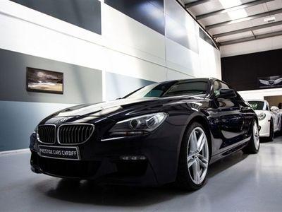 used BMW 640 6 Series 3.0 D M SPORT 2d 309 BHP Auto