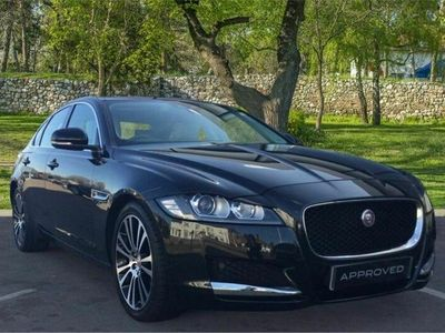 used Jaguar XF 2.0d (180) Portfolio