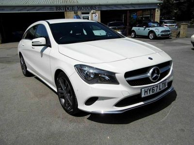 used Mercedes CLA180 Shooting Brake Cla Class 1.6 Sport 7G-DCT (s/s) 5dr