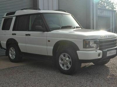 used Land Rover Discovery Series 2 V8 4.0 7 Seater