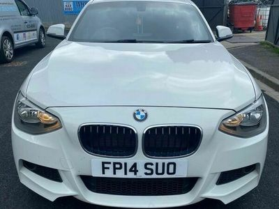 used BMW 116 1 Series 2.0 d M Sport Sports Hatch (s/s) 5dr