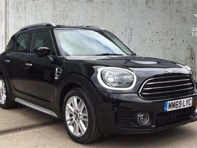 used Mini Cooper Countryman 1.5 Exclusive 5dr Auto