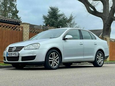 used VW Jetta 2.0 4dr