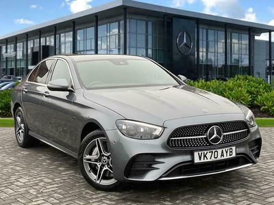 used Mercedes E300 E ClassAmg Line 5Dr 9G-Tronic Auto
