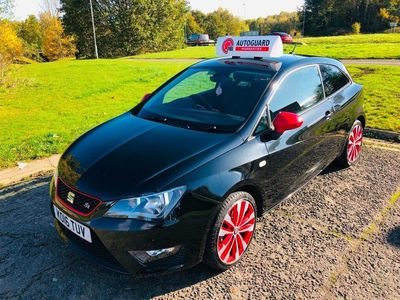 used Seat Ibiza 1.2 TSI 110 FR Red Edition 3dr
