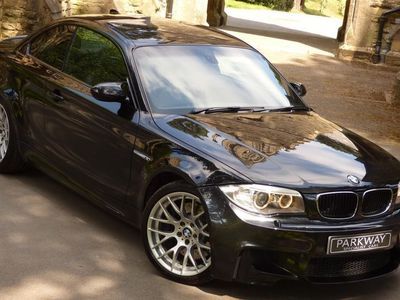 used BMW 1M Total Service History 2012