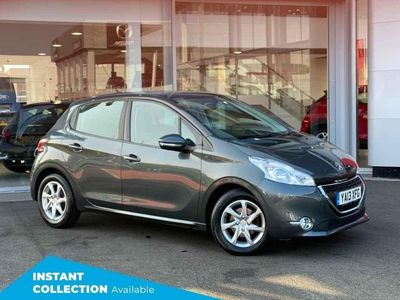 used Peugeot 208 1.2 VTi Active 5 door