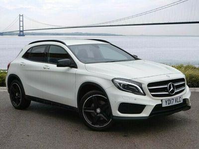 used Mercedes GLA250 Gla4Matic AMG Line 5dr Auto [Premium]