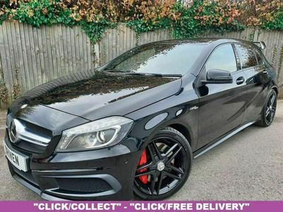 used Mercedes A45 AMG A-CLASS 2.04MATIC 5d 360 BHP