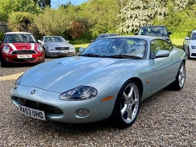 used Jaguar XKR 4.2 Supercharged 2dr Auto