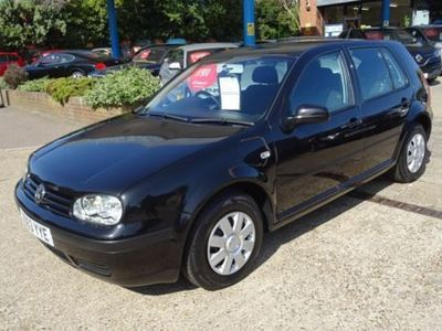 used VW Golf 1.4 E 5dr