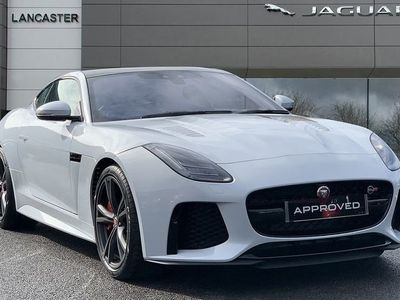 used Jaguar F-Type V8 SVR AWD