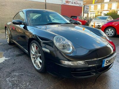used Porsche 911S 2dr Tiptronic S**HIGH SPECIFICATION**