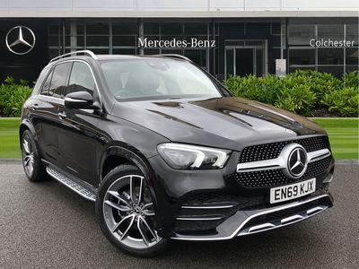 used Mercedes GLE400 GLE4Matic AMG Line Prem + 5dr 9G-Tron [7 St]