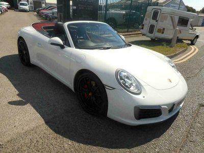 used Porsche 911S PDK 2-Door
