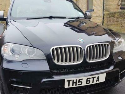 used BMW X5 Estate xDrive M50d M Performance (7 Seat) 5d Auto